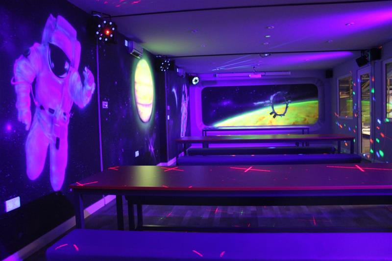 The Jump Works Trampoline Park Accrington - Third Image