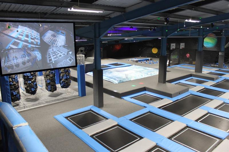 The Jump Works Trampoline Park Accrington - Forth Image