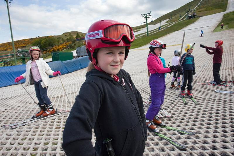 Mid Lothian Snowsports Centre Edinburgh - Second Image