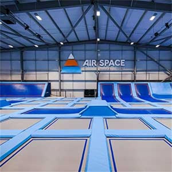Air Space Trampoline Park Glasgow - Second Image
