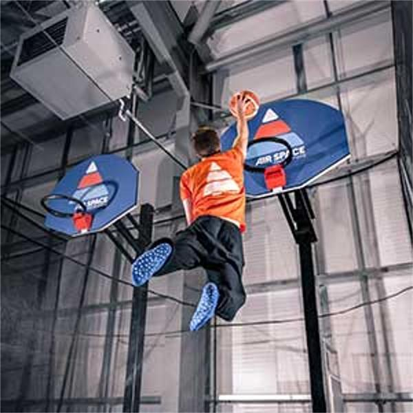 Air Space Trampoline Park Hertfordshire - Second Image