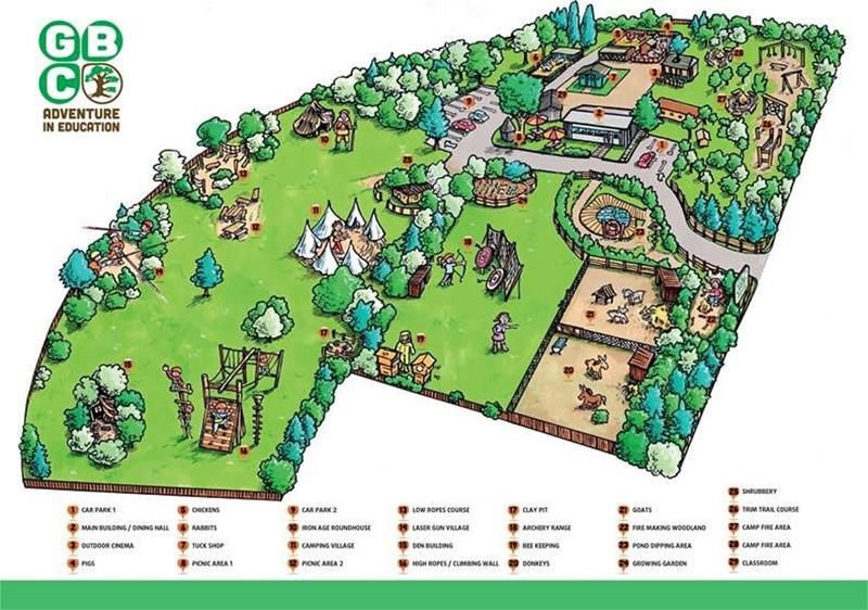 Gordon Brown Outdoor Education Centre Hampshire - Forth Image