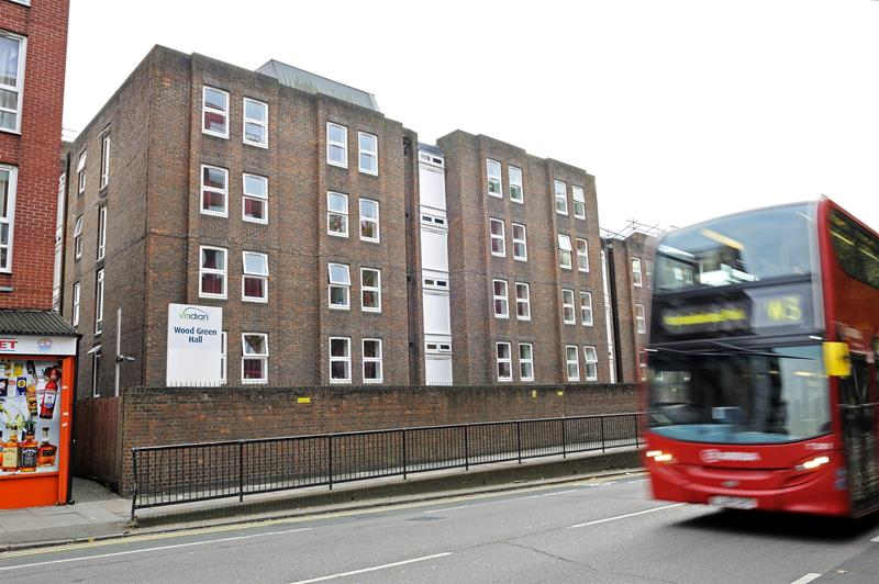 Viridian Housing Wood Green Hall London - Main Image