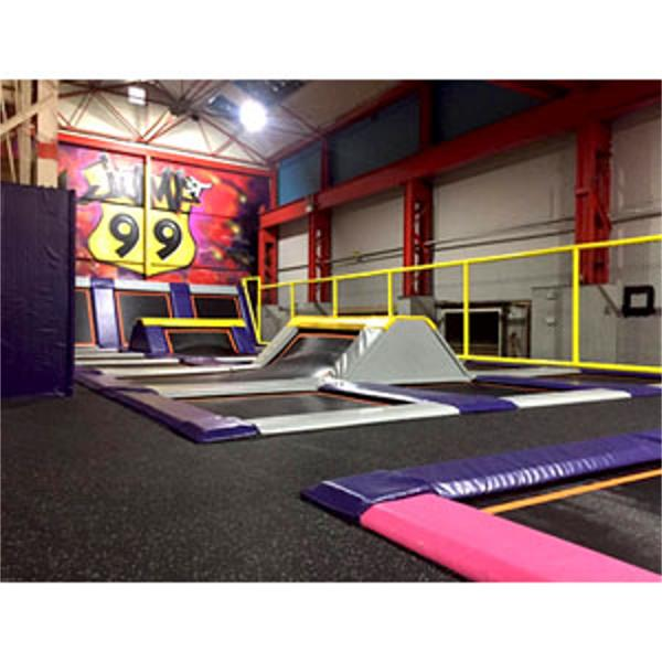 99 Jump Trampoline Park Sheffield South Yorkshire - Second Image