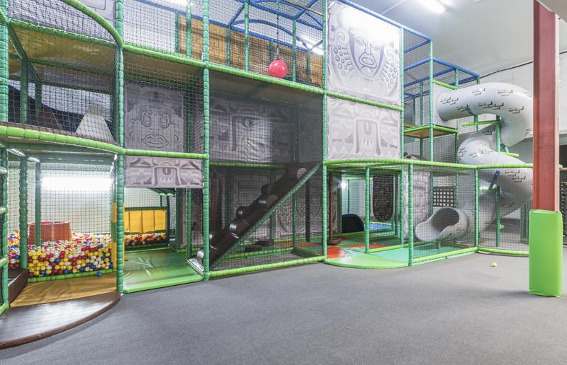 Adrenaline International Trampoline Park & Soft Play Centre - Second Image