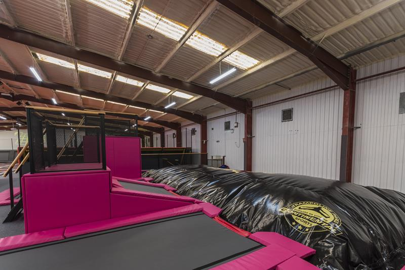 Adrenaline International Trampoline Park & Soft Play Centre - Forth Image