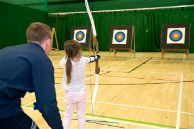 Sportscotland National Sports Training Centre Inverclyde Day - Forth Image