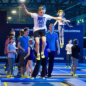 Oxygen Freejumping Trampoline Park Leeds - Third Image