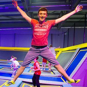 Oxygen Freejumping Trampoline Park Leeds - Forth Image