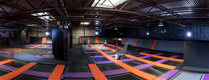 Airbox Bounce Trampoline Park Tyne & Wear - Second Image