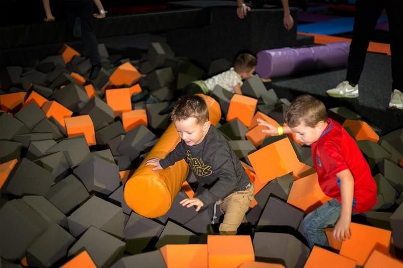 Airbox Bounce Trampoline Park Tyne & Wear - Main Image