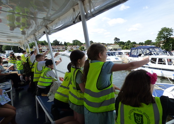 Broads Tours Discovery Trips Norfolk - Forth Image