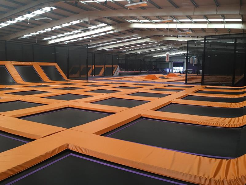 Velocity Trampoline Park Widnes - Second Image