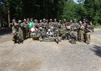 Combat Laser Games Outdoor Laser Tag & Paintball Kent - Main Image