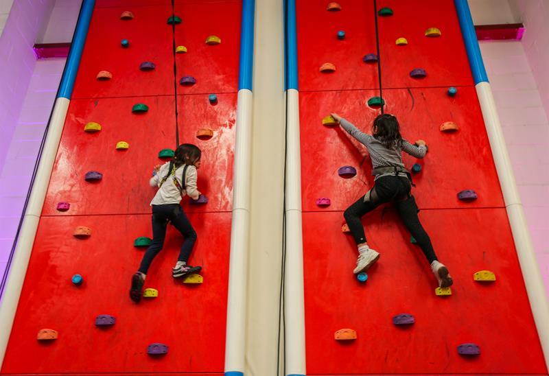Clip 'n Climb Indoor Climbing Centre Chelsea - Second Image