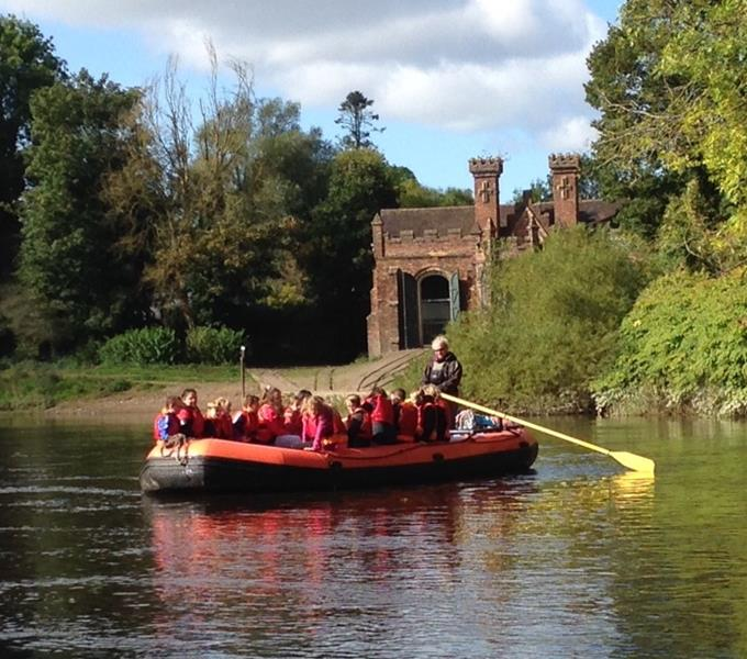 Shropshire Raft Tours Outdoor Education Tours Shropshire - Third Image