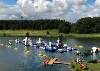 Sheffield Cable Waterski & Aqua Park - Main Image