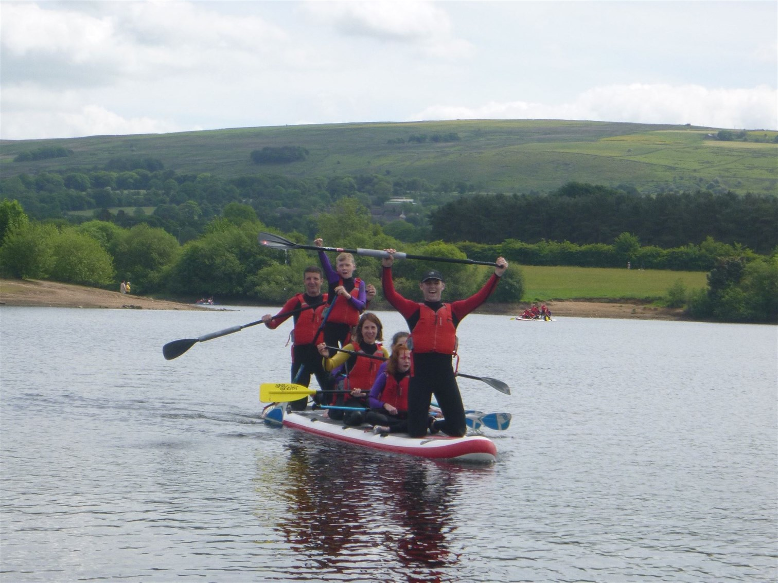 Tittesworth Watersports and Activity Centre Staffordshire - Third Image
