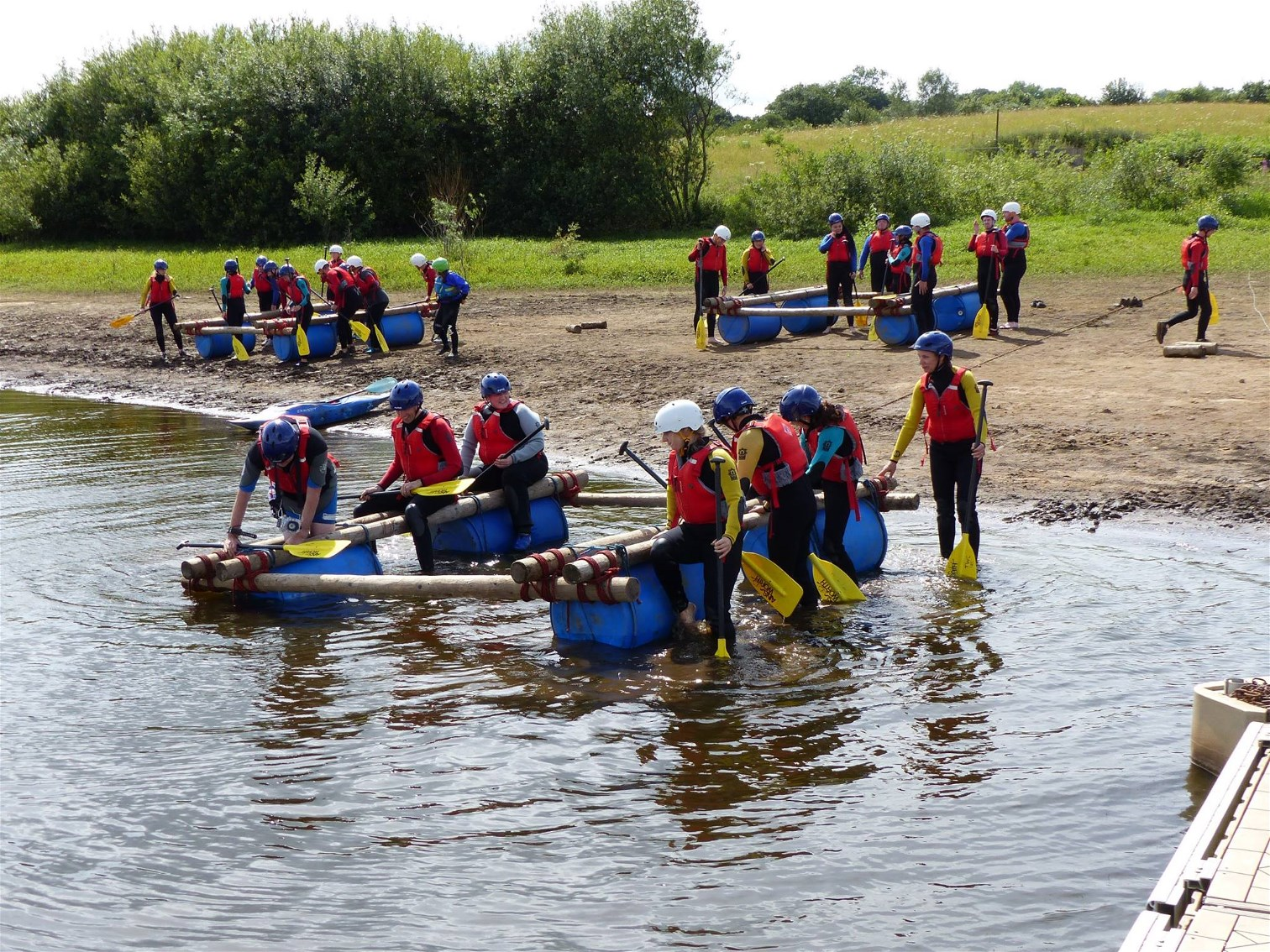 Tittesworth Watersports and Activity Centre Staffordshire - Forth Image
