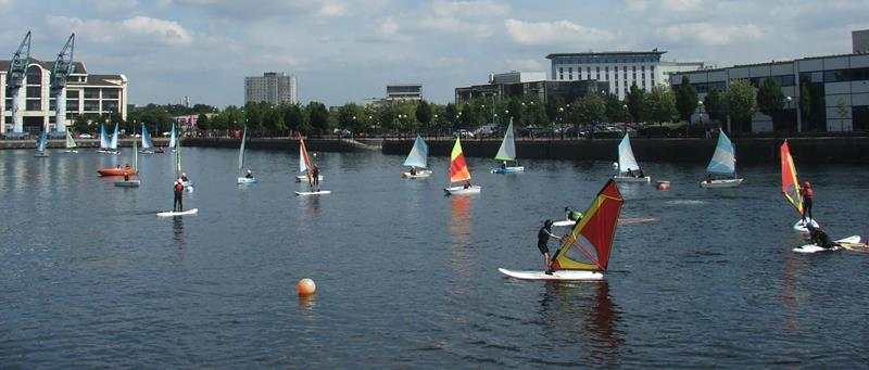 Helly Hansen Watersports Centre Manchester - Main Image