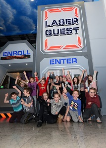 Laser Quest & Rock Attraction Manchester - Third Image