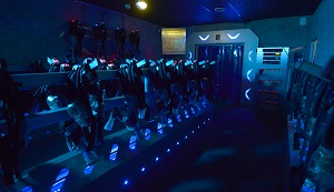 Laser Quest & Rock Attraction Manchester - Forth Image