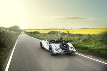 The Morgan Motor Company Factory Visits Worcestershire - Forth Image