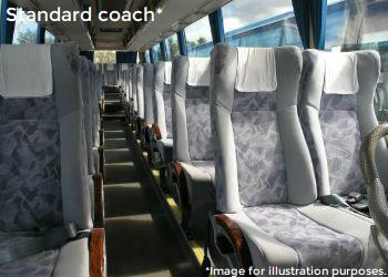 Coach Hire Educational Transport Specialists Nationwide - Forth Image