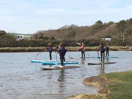 Buzz Active Cuckmere Activity Centre East Sussex - Main Image