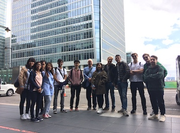 Insider London Company Visits and Educational Tours - Forth Image