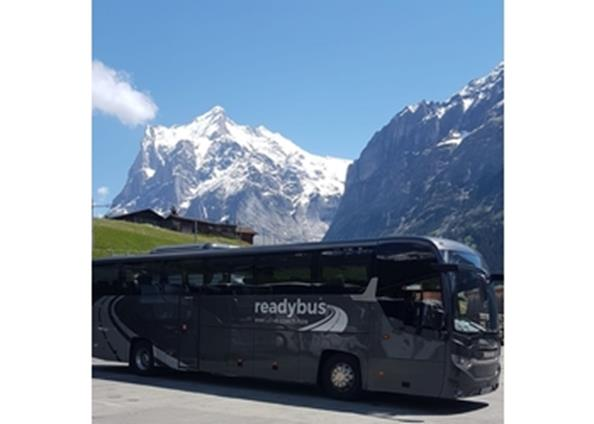 Readybus Executive School Coach Hire London and South East - Forth Image
