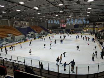 Planet Ice and Cinebowl iSkate - Ice Skating West Midlands - Main Image