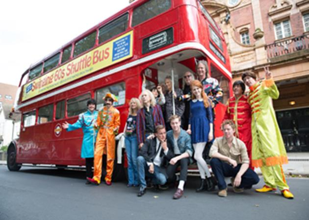 London's Swinging 60s Music Experience Bus Tours - Forth Image