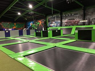 Flip Out Trampoline Park Chichester - Main Image