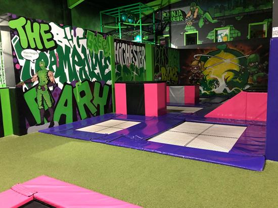 Flip Out Trampoline Park Chichester - Second Image