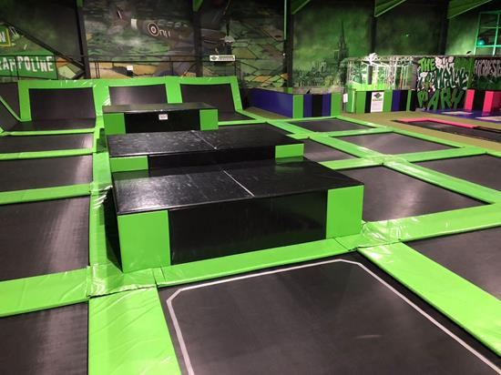 Flip Out Trampoline Park Chichester - Third Image