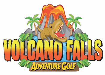 Volcano Falls Adventure Golf Fountain Park Edinburgh - Main Image