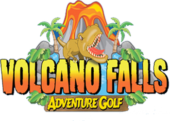 Volcano Falls Adventure Golf Castleford West Yorkshire - Main Image