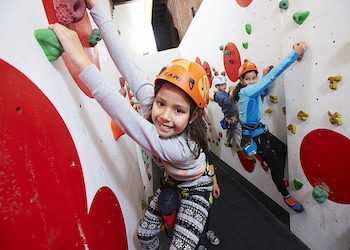 Manchester Climbing Centre - Forth Image