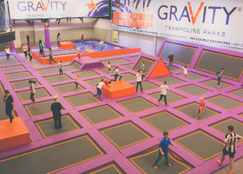Gravity Trampoline Parks Hull - Forth Image