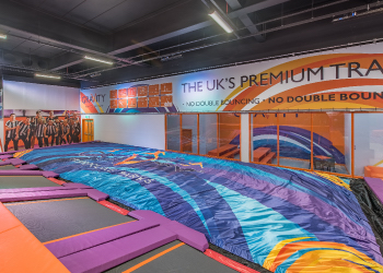 Gravity Trampoline Parks Norwich - Main Image