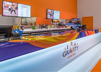 Gravity Trampoline Parks Norwich - Second Image
