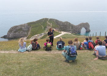 Lulworth Outdoor Education Centre Dorset - Forth Image