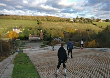 Chatham Snowsports Centre Outdoor activities centre South East Kent - Forth Image