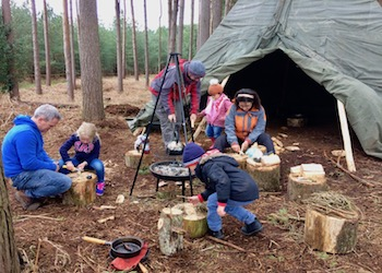 Bush Adventures UK Outdoor Residentials Nationwide - Second Image