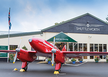 The Shuttleworth Collection Bedfordshire - Main Image