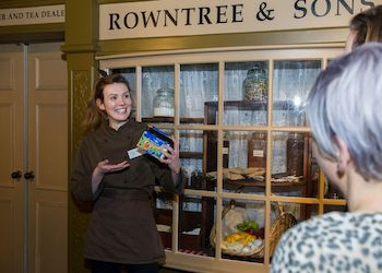 York's Chocolate Story Guided Tour and Educational Workshop North Yorkshire - Forth Image
