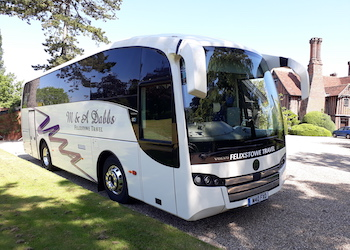 Felixstowe Travel Coach & Mini Bus Hire - Second Image