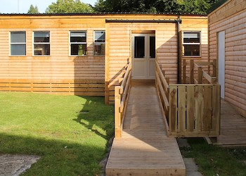 Norman Court Outdoor Education Hub - Forth Image