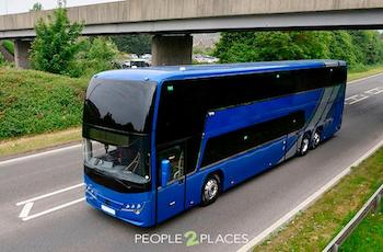 People 2 Places Nationwide Coach & Minibus Hire - Third Image